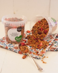 Super Berry Granola