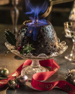 Avoca Christmas Pudding