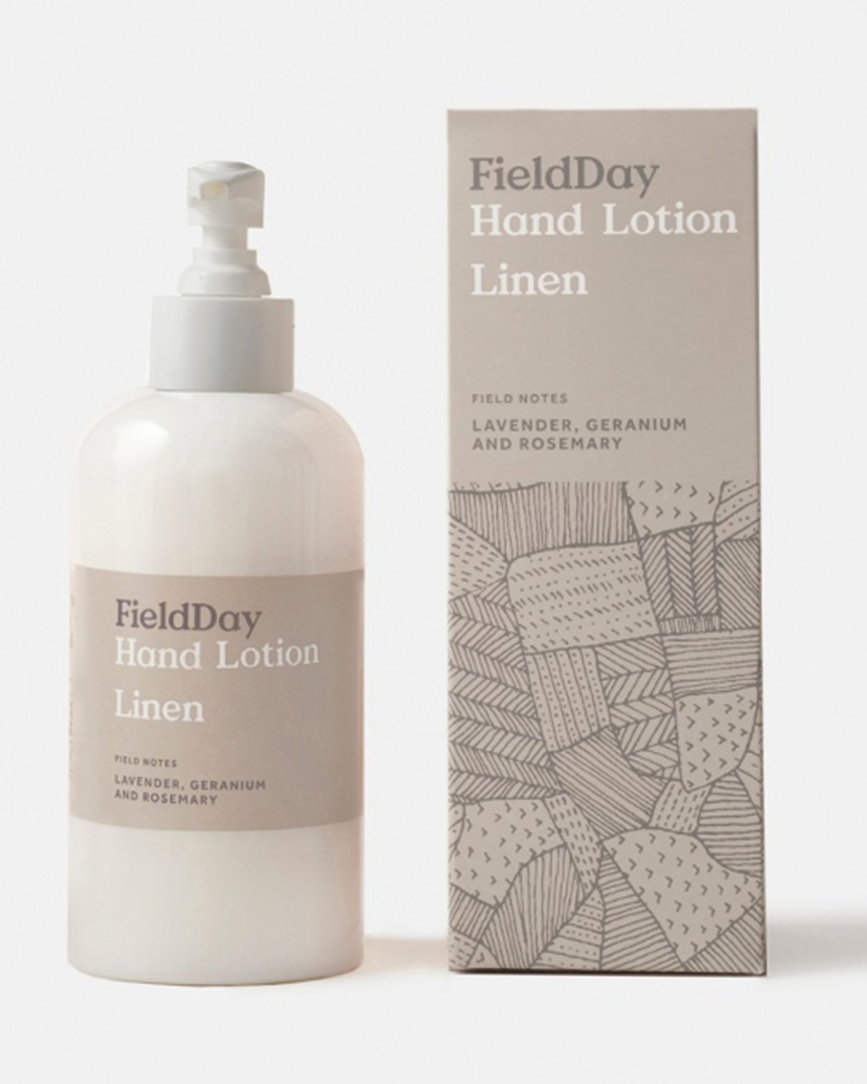 Linen Hand Lotion
