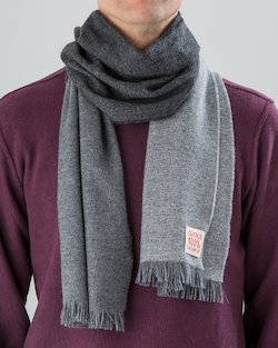 100% Cashmere Colour Block Scarf