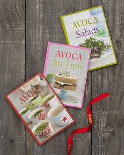 Avoca Compact Cookbook Gift Pack