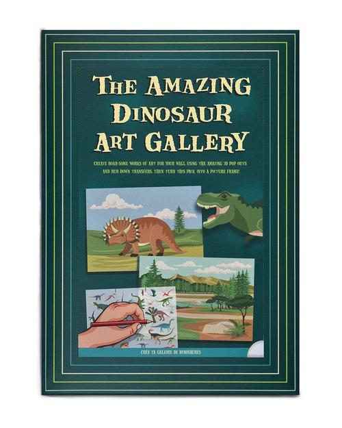 The Amazing Dinosaur Art Gallery