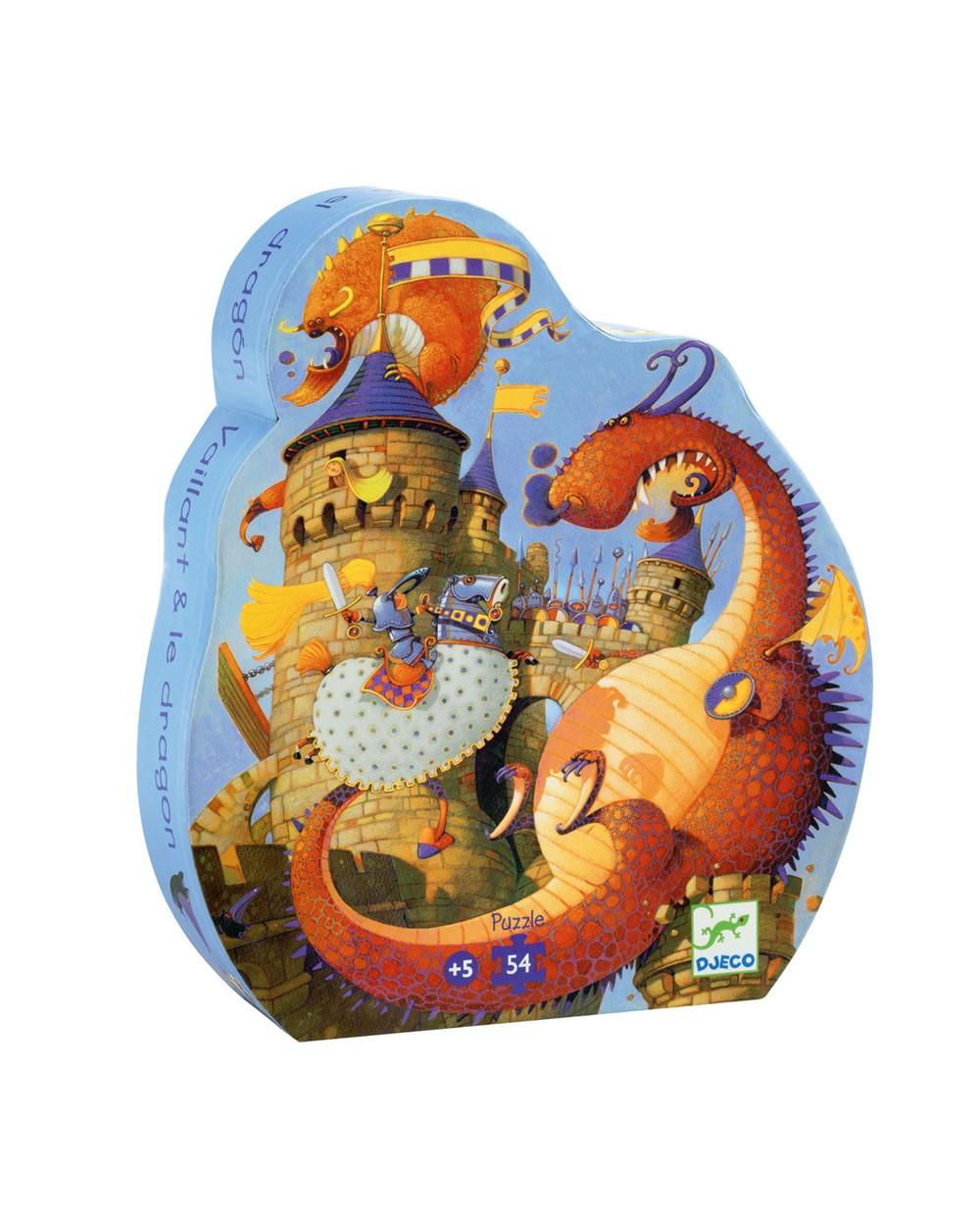 Djeco Dragon Puzzle