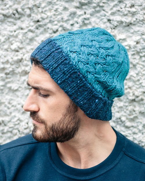 Donegal Yarn Tourist Hat