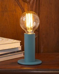 Blue Sol Lamp