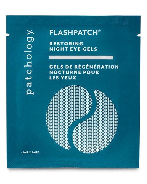 FlashPatch Restoring Night Eye Gels - Single Pair