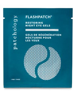 FlashPatch Restoring Night Eye Gels - Single Pair