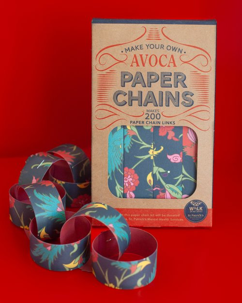 Charity Paper Chains Kit