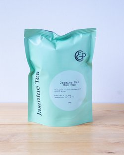Jasmine Bai Mao Hou Loose Leaf Tea