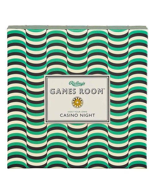Casino Night Set