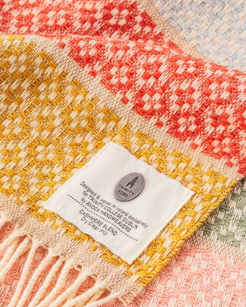 Gulliver's Travels Cashmere Blend Throw