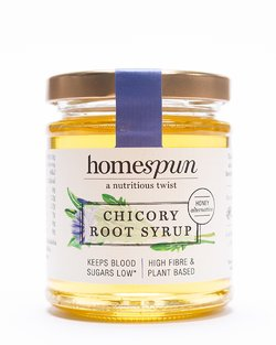 Homespun Chicory Root Syrup