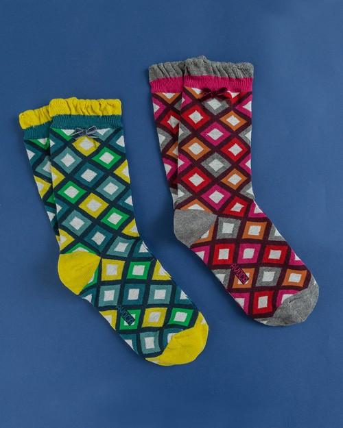 Jewel Ankle Socks