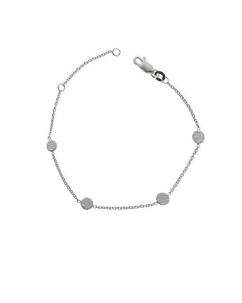 Silver Luna Bracelet