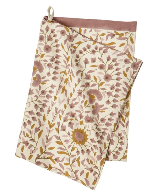 Kollam Rose Cotton Kitchen Towel
