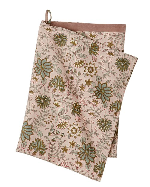 Komati Rose Cotton Kitchen Towel