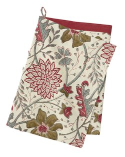 Sitapur Salsa Cotton Kitchen Towel