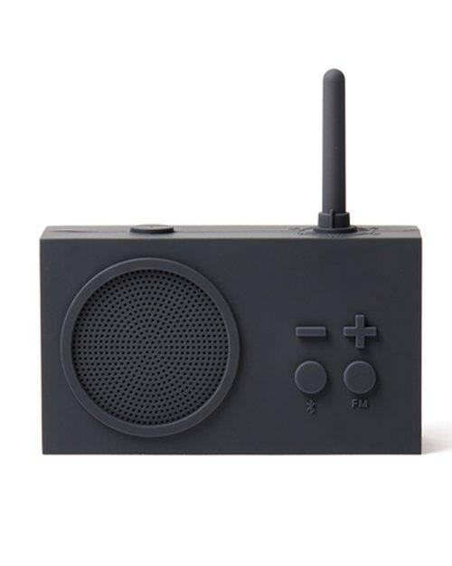 Tykho 3 FM Radio & Bluetooth Speaker