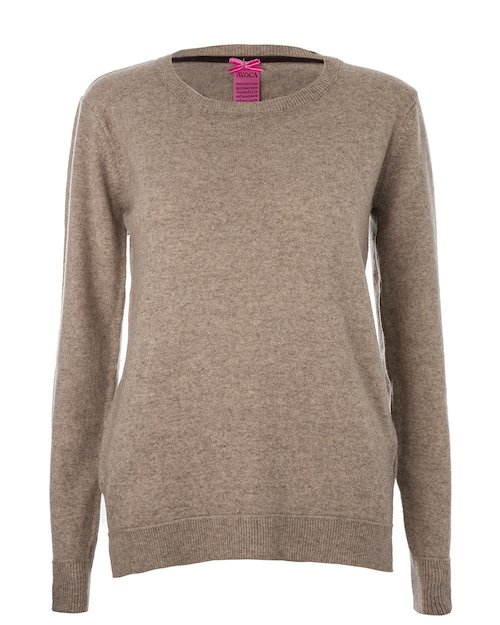 Laura Sweater in Camel
