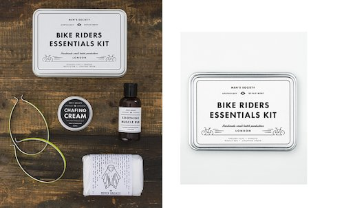 Men's Society Bike Riders Essentials Kit