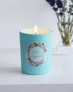Max Benjamin Amalfi Candle in Aqua Viva Scent