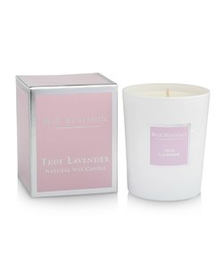 True Lavender Scented Candle by Max Benjamin
