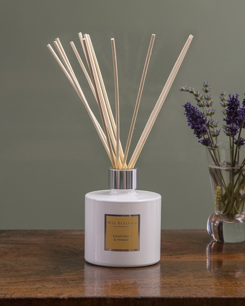 Grapefruit and Pomelo Diffuser by Max Benjamin