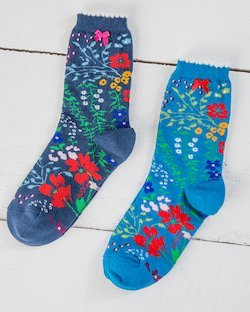 Meadow Ankle Socks