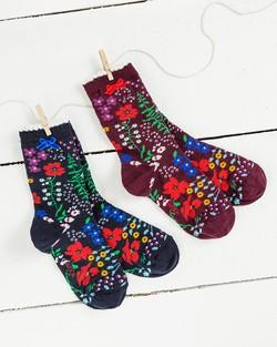 Meadow Ankle Socks