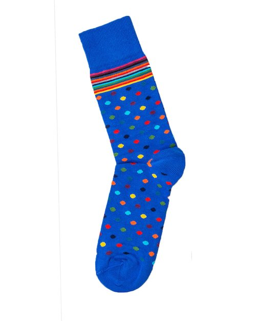 Stripe Spot Socks