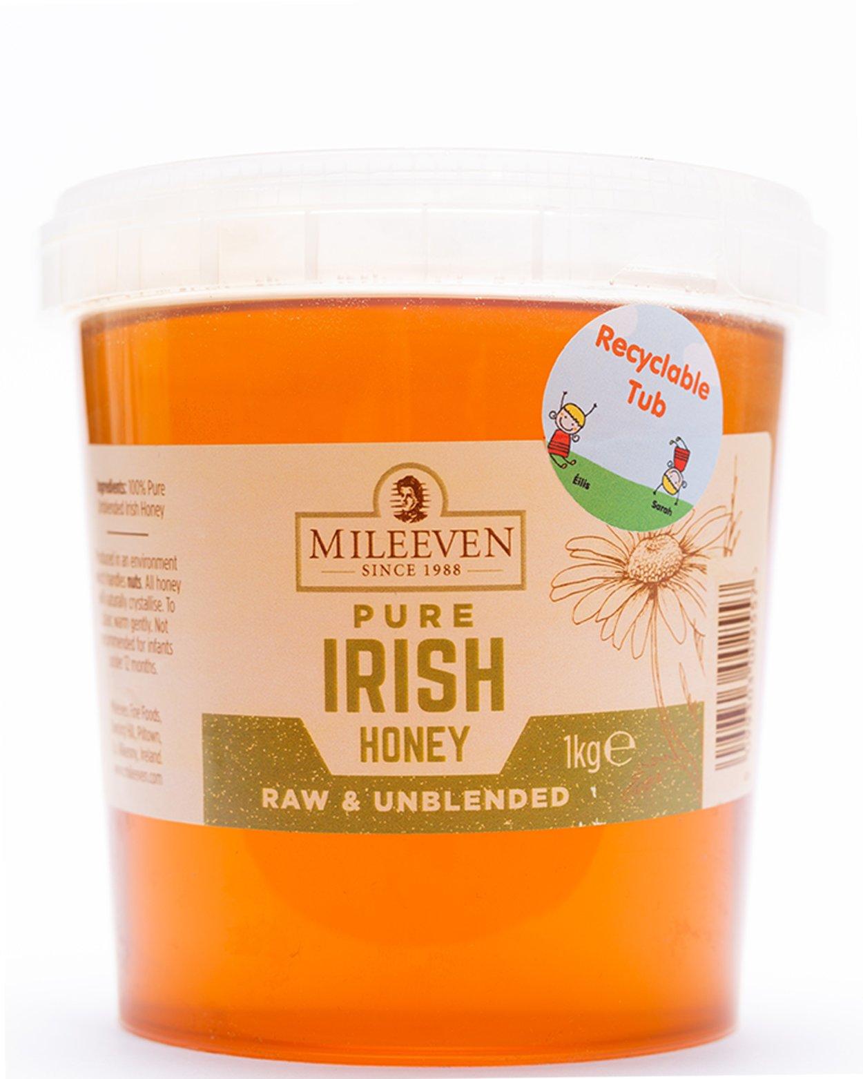 Mileeven Pure Irish Honey