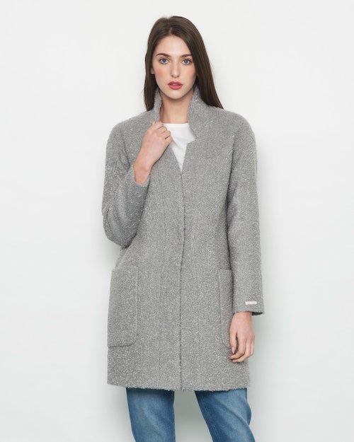 Mohair Boyfriend Coat