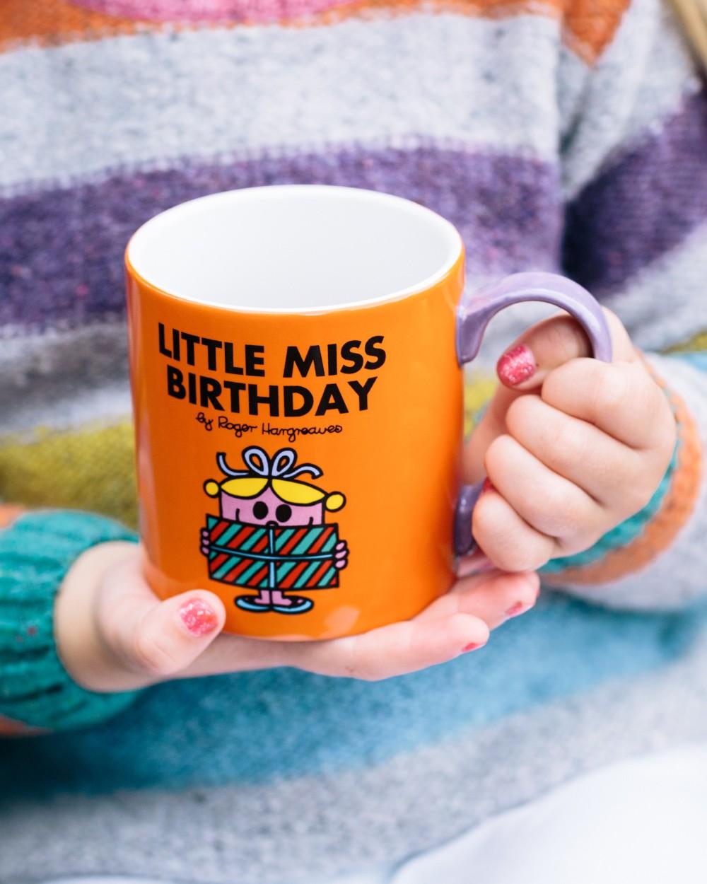 Little Miss Birthday Mug