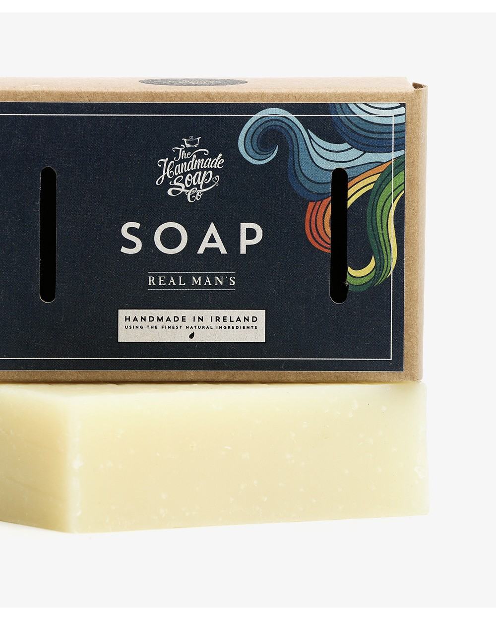 The Handmade Soap Company Real Man Soap