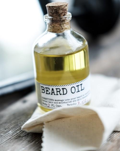 Men's Society Beard Oil