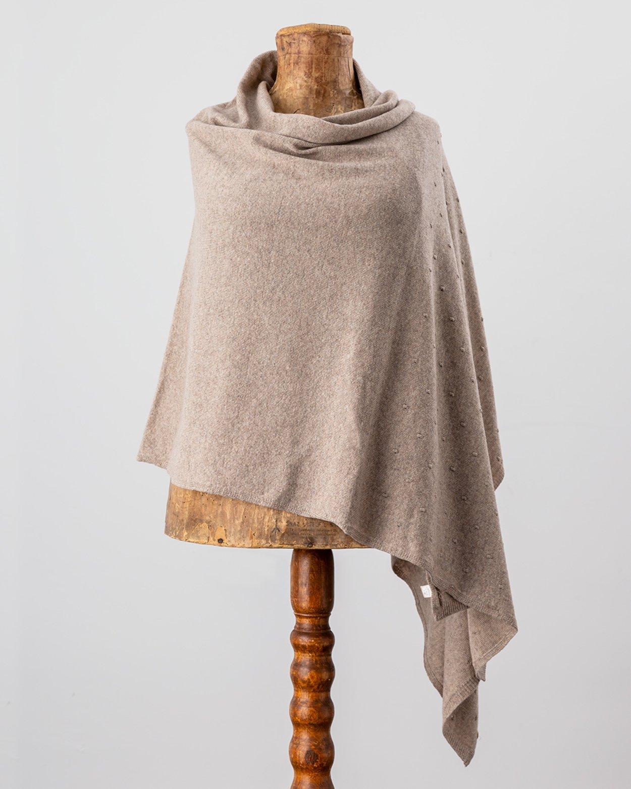 Cashmere Blend Multi-Way Wrap