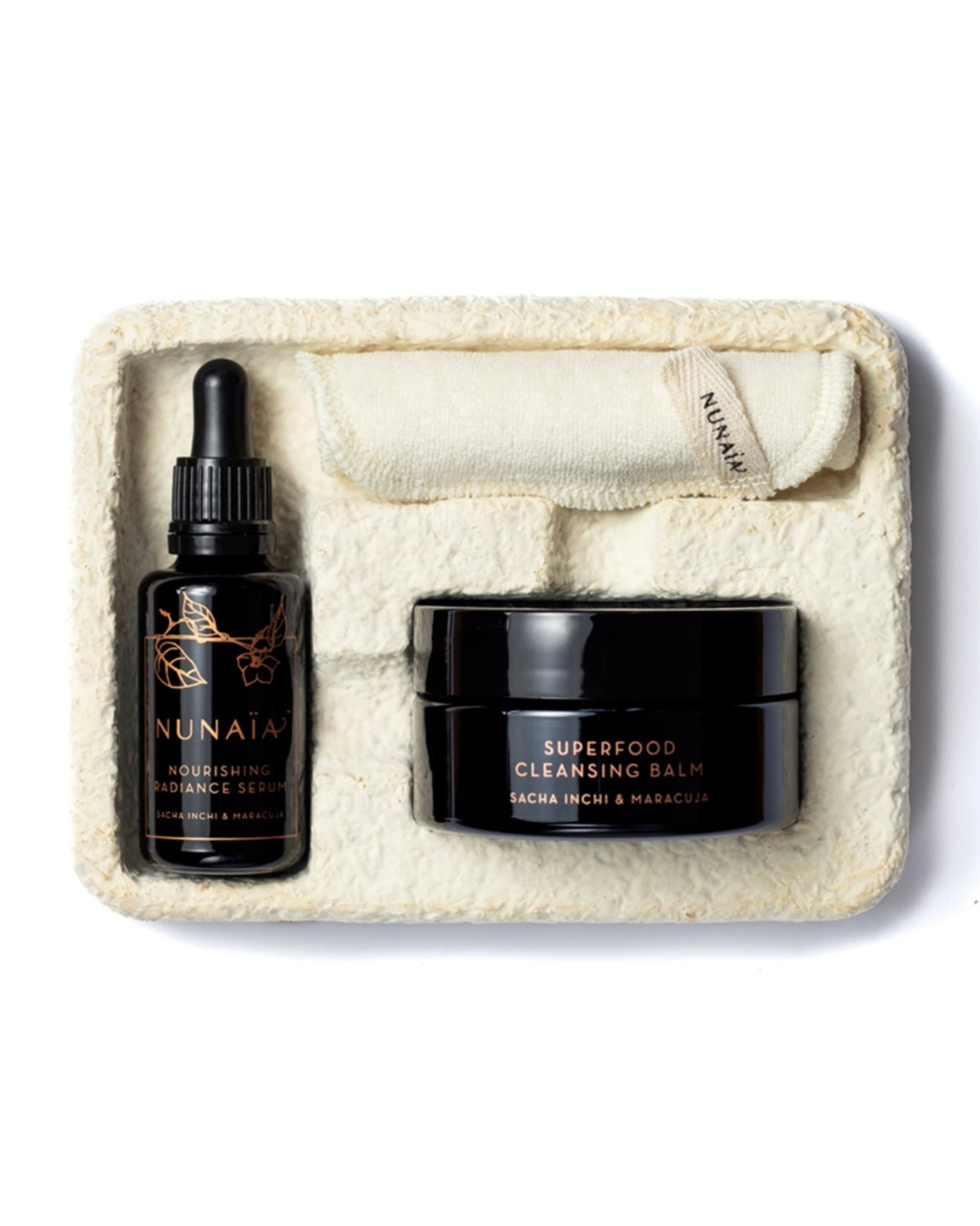 Ground & Glow Skin Ritual Gift Set