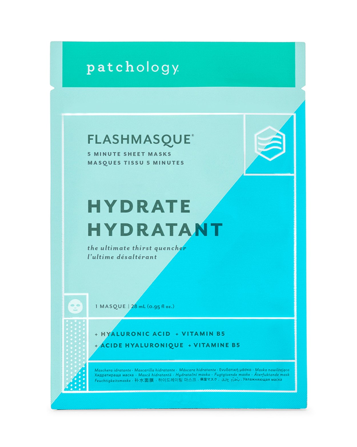 FlashMasque Hydrate - Single Pack