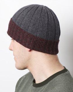 Yak & Cashmere Rib Hat