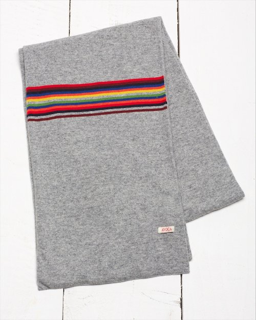 George Stripe Scarf
