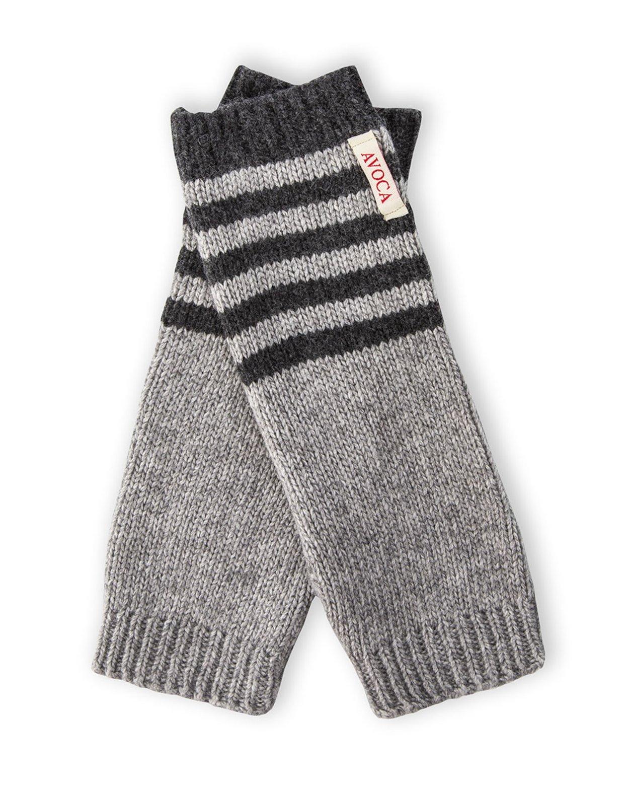 Park Life Cuff in Grey & Dark Grey
