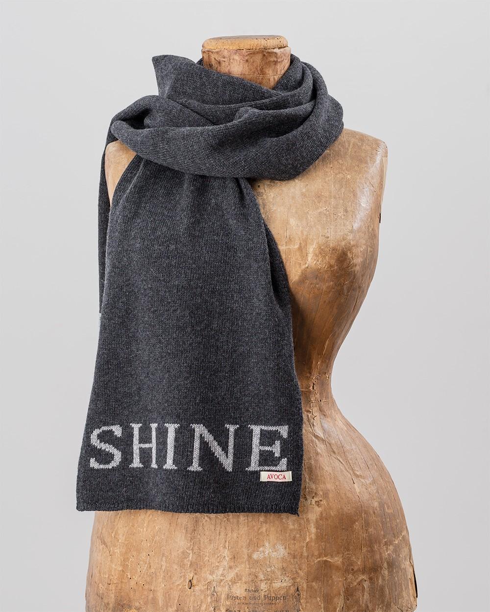 Shine Bright Cashmere Blend Scarf