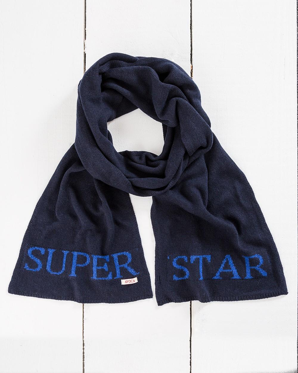Super Star Cashmere Blend Scarf