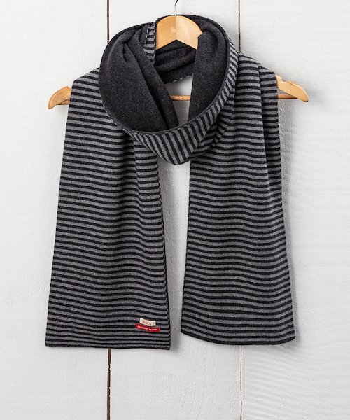 Simple Stripe Scarf