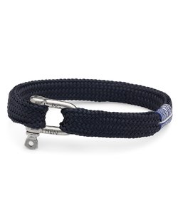 Sharp Simon Bracelet - Navy