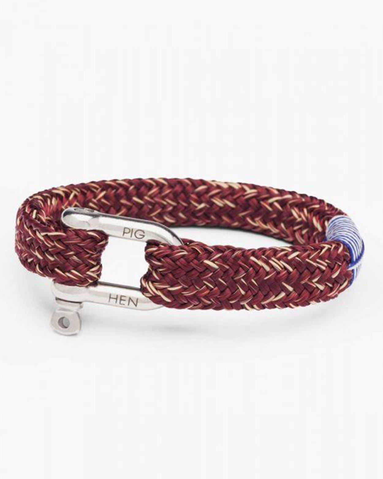 Gorgeous George Bracelet - Bordeaux