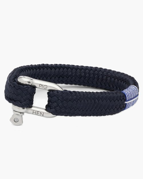Gorgeous George Bracelet - Navy