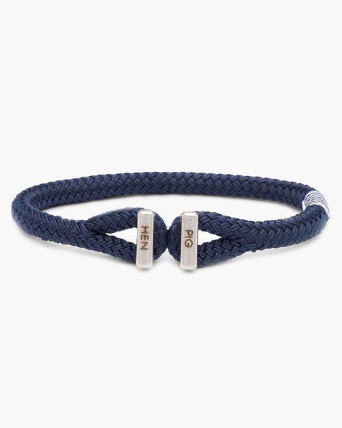 Icy Ike Bracelet - Navy