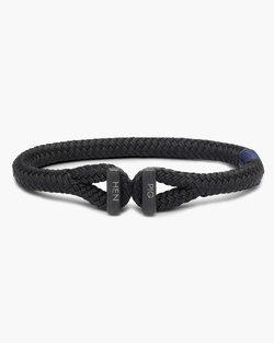 Icy Ike Bracelet - Black