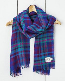 BK5 Worsted Scarf